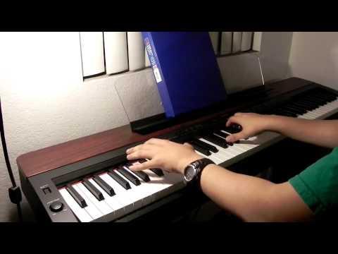 Shaolin Soccer Main Theme (piano cover)