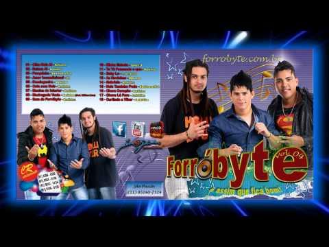 ForróByte Vol.4 - CD Completo