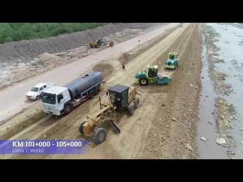 DSM February 2019 Progress Video; Standard Gauge Railway Line From Dar Es Salaam to Morogoro Project