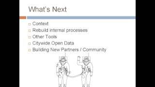 W3C Webinar on LA City Open Data
