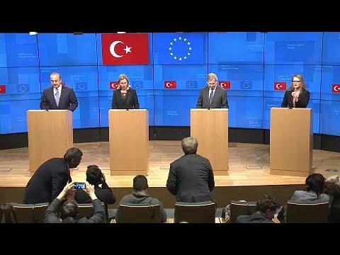 Αυστηρές συστάσεις στην Τουρκία από την ΕΕ