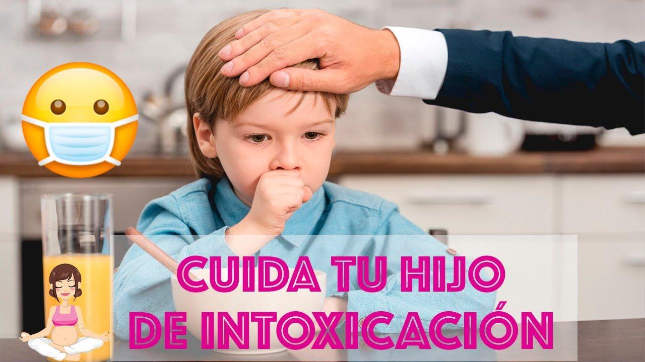 Síntomas de INTOXICACIÓN alimentaria en niños  | #SOLUCION ✅ 2020