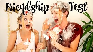 Ultimate Friendship Test with Mark | Zoella