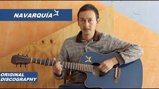 FREE TABS   Meloda Bajo la Luna  Melody Under the Moon   Original   NAVARQUIA