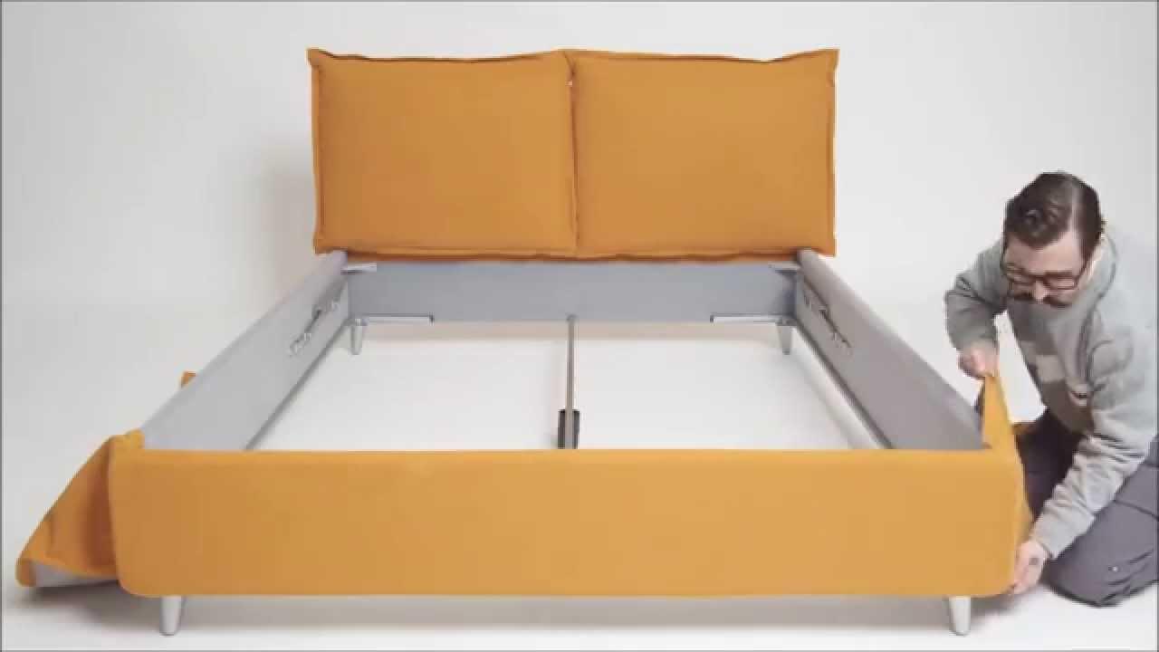 montaggio letto contenitore mondo convenienza