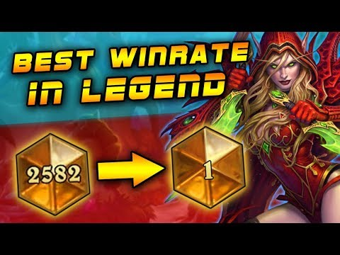 This Deck Has Currently The Best Winrate In Legend!