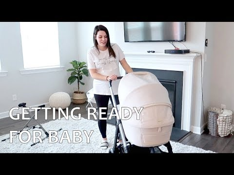 PERFECT STROLLER FOR NEWBORNS | And Baby Makes Six!
