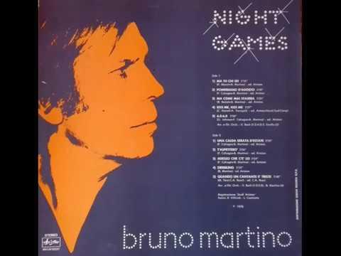 Bruno Martino - Night games - 1978 (LP lato 2)