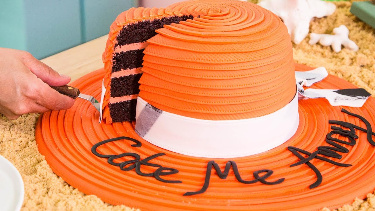 This Hat Is A CAKE! | Everything Is Cake... | How To Cake It Step By Step