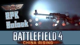 BF4 Powder Keg Assignment Unlock RPK-74M