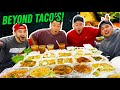 25 MEXICAN DISHES YOU'VE NEVER HAD BEFORE! (Mukbang)