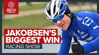 Jakobsen \u0026 Cavendish - Comeback Kings! | GCN's Racing News Show