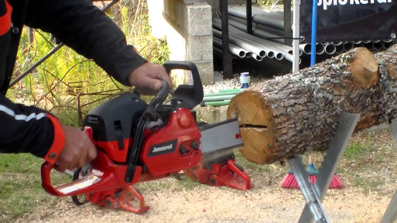 jonsered chainsaw repair manual