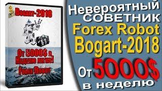 Автоматический Заработок на Форекс | Форекс Робот Bogart 2019!