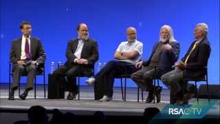 The Cryptographers' Panel 2015