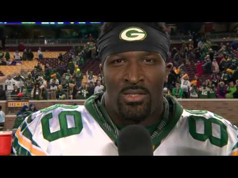 James Jones Explains the Hoodie: Cali Swag  Packers vs Vikings  NFL