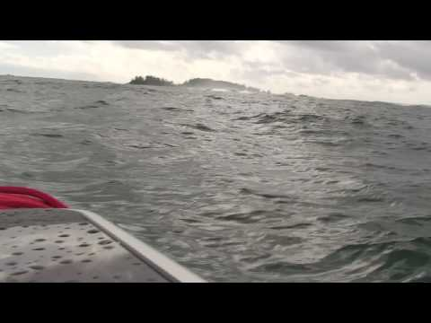 Offshore sea trials