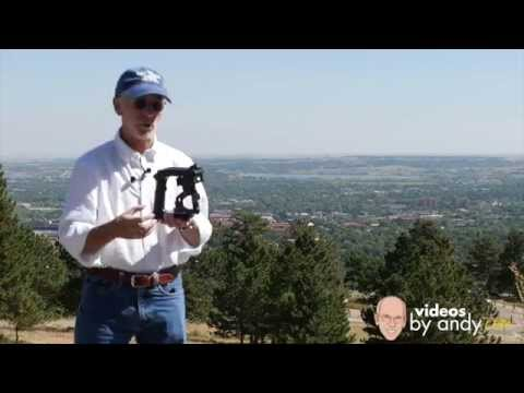 Yuneec Steady Grip GoPro Handheld Gimbal Hands-On Overview And Demo