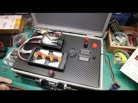 Portable Charger Mains Upgrade ISDT 150W