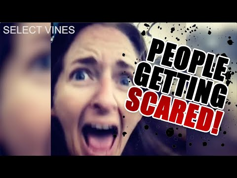 People Getting Scared Compilation #5 | Select Vines