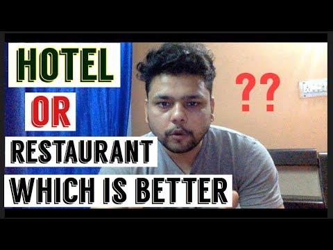 HOTEL JOBS VS RESTAURANT JOBS WHICH IS BETTER ??| FULL DETAIL