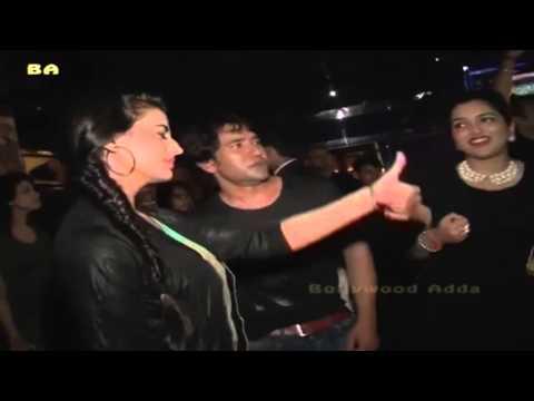 Ravi Kishan - Nirahua - Avdesh Mishra - FULL Dance Masti - Anjana Singh All Bhojpuri Celebs