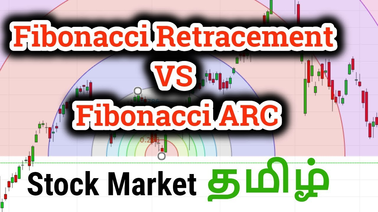 Fibinocci ARC VS Fibinocci Retracement in Tamil | Stock Market Fibinocci  Trading Strategy