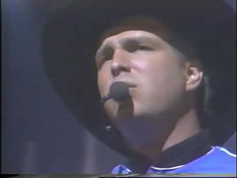 Garth Brooks Shameless  live  1991