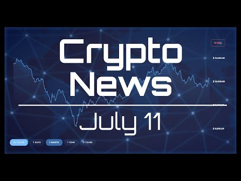TokenPay & Litecoin buying a bank, Decentralized Darknet Market, South Korea. Crypto News July 11