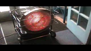 Mi-T-M Portable Heater Kerosene Radiant ...
