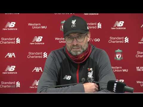 Liverpool vs Manchester City   Jurgen Klopp reacts