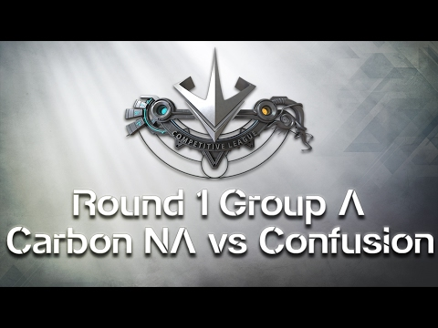 Paragon Competitive League #3 - Round 1 Group A - Carbon NA vs Organized Confusion