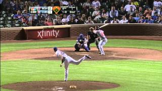 Washington Nationals vs. Chicago Cubs -Recap- 8/20/13