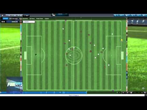 Barcelona (Aidrianoo) v Real Madrid (Ruddinho22) - 1st Round