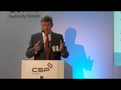 'Growing Your Cloud Services Business Using Resellers' by Brian Garvey at Cloud Expo Europe