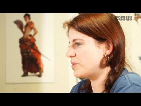 Cannes 2017   Interview  - Aurore Folny
