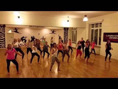 Afro-mix class with Nana Nathalie DISPAGNE - African Traditional moves