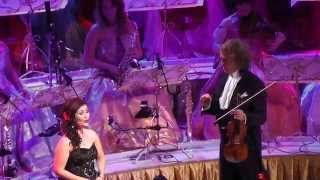 Andre Rieu & Laura Engel - 2014 Istanbul Concert - Besame Mucho