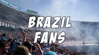 TORCIDAS / HINCHADAS / FANS - BRASIL (BRAZIL)