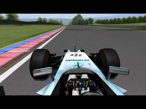 This rFactor Mod Combines All The Best Corners Into One Circuit