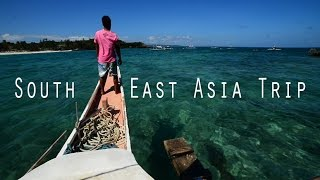#3 Backpacking South East Asia Trip - Thailand, Malaysia, Philippines - Travel Song