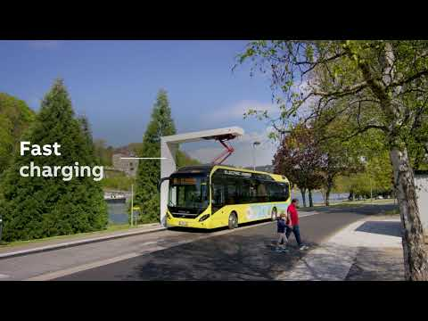 ABB is charging up life quality in smart cities
