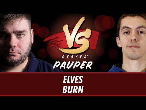 2/16/2018 - Todd Anderson VS. Jim Davis: Elves vs. Burn [Pau