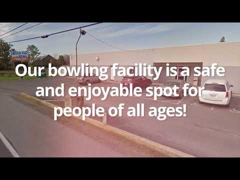 Nellie Fox Bowl Bowling in Chambersburg PA 17201 4K
