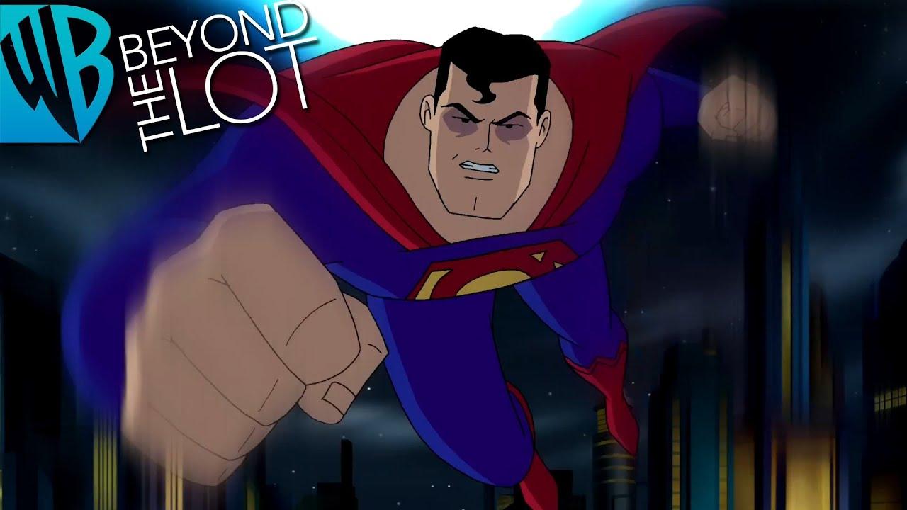 Xem Phim Siêu Nhân - Cỗ Máy Brainiac - Superman: Brainiac Attacks - Wallpaper Full HD - Hình nền lớn