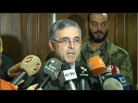 Suriye'den kimyasal silah iddialarına yalanlama