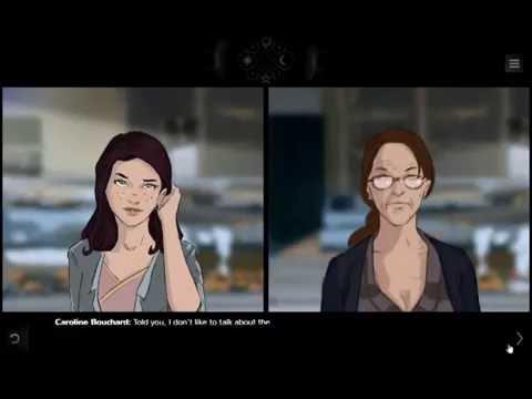 Along the Edge-interactive graphic novel(part 2)