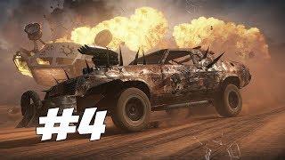 ПРОКАЧКА ШЕДЕВРА - Mad Max - Прохождение #4