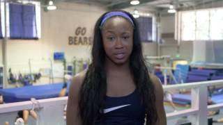 Toni-Ann Williams on competing in college