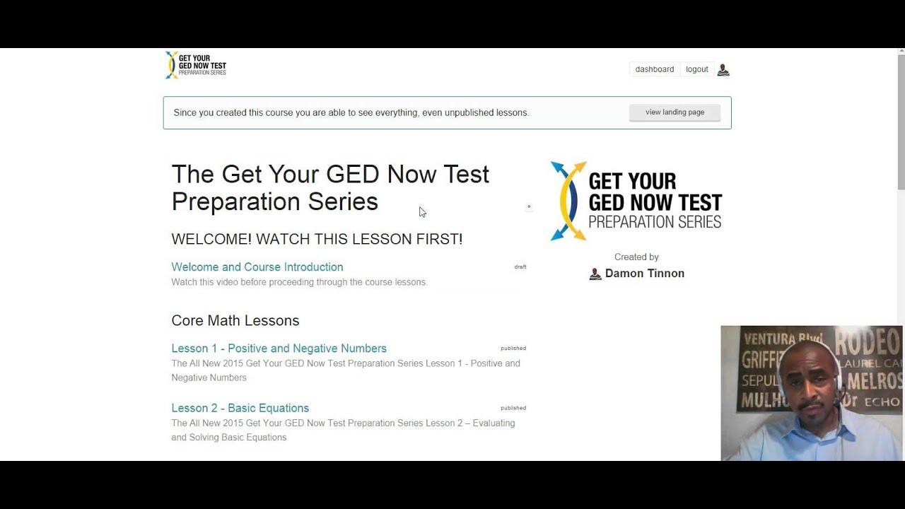 GED Practice Test 2015 - Social Studies - YouTube
